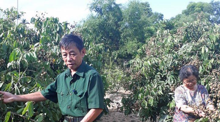Những tấm gương cựu Thanh niên xung phong làm kinh tế giỏiở huyện Cẩm Xuyên