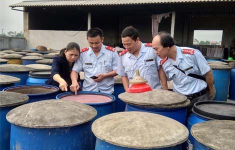 Năng lực công tác quản lý chất lượng, an toàn thực phẩm nông lâm thủy sản nhiều khó khăn, hạn chế