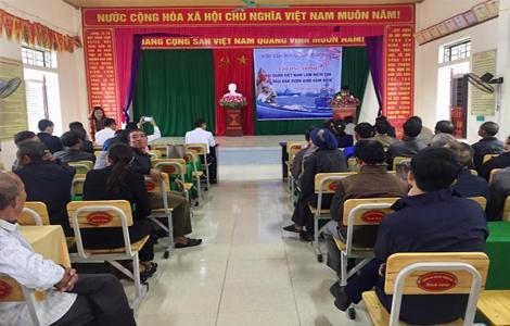 """Chương trình 'Hải quân Việt Nam làm điểm tựa cho ngư dân vươn khơi, bám biển"""""""