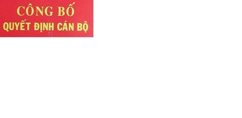 Quyết địnhVề việc nghỉ hưu trước tuổi theo Nghị định số 108/2014/NĐ-CP (ông Nguyễn Trí Hồng)