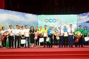 Đội Kỳ Châu, Kỳ Đồng đạt giải nhất cuộc thi Gameshow OCOP là gì?