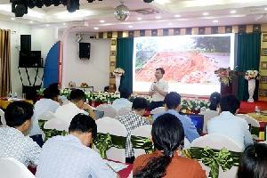 Hà Tĩnh nâng cao năng lực quản lý, giám sát thực hiện xây dựng nông thôn mới cho cán bộ cơ sở